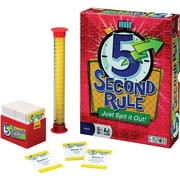 Patch Products® - Jeu 5 Second Rule, anglais