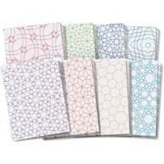 "Roylco® 11"" x 8 1/2"" Tessellations Design Paper"