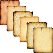 "Roylco 11"" x 8 1/2"" Antique Paper, 32 Sheets per Pack, 2 Packs (R-15286-2)"