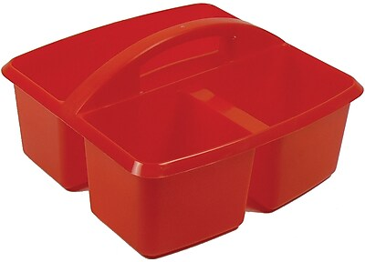 Romanoff Products Small Utility Caddy, Red