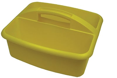 Romanoff Products Large Utility Caddy, Yellow