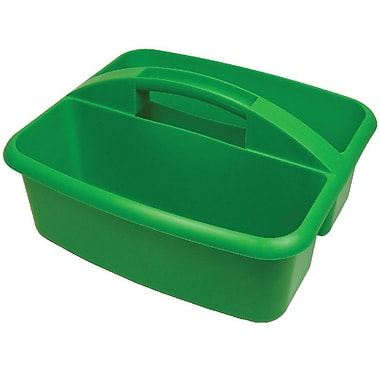 Romanoff Products Large Utility Caddy, Green, 3/Pack (ROM26005)