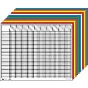 Shapes Etc. Horizontal Chart Set, Assorted