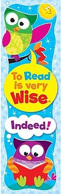 Reading Owl-Stars!™ Bookmarks