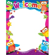 Welcome (Owl-Stars!™) Learning Chart