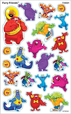 Furry Friends™ SuperShapes Stickers