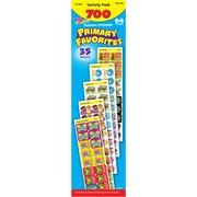 Trend Enterprises® Applause Stickers, Primary Favorites Variety Pack