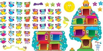 Owl-Stars!™ Job Chart Bulletin Board Set