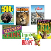 Trend Enterprises® ARGUS® Posters Combo Pack, Self Discovery (Animals)