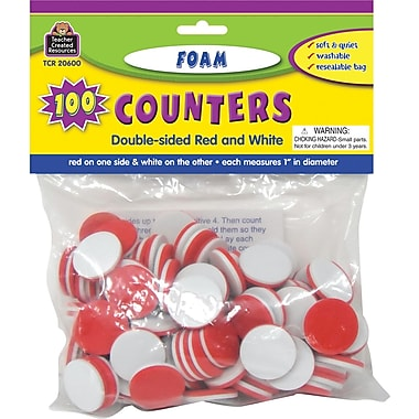Teacher Created Resources Foam Counters (TCR20600)