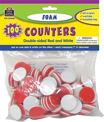 Teacher Created Resources® Foam Counters