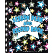 Teacher Created Resources® Fancy Stars Lesson Plan and Record Book