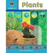 Teacher Created Resources® Plants Workbook