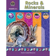 Teacher Created Resources  Rocks and Minerals Book