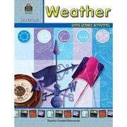 Teacher Created Resources® Weather Workbook