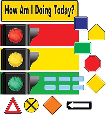 How Am I Doing Today? Mini Bulletin Board Set 139478