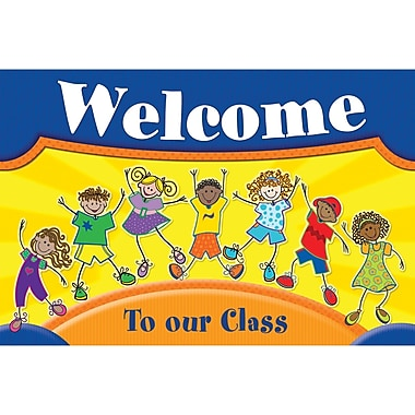Teacher Created Resources Fantastic Kids Welcome Postcard, 180/Pack (TCR5231)