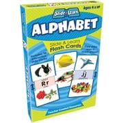 Teacher Created Resources® Alphabet Slide & Learn Flash Cards, Grades Babies/Toddlers-Kindergarten