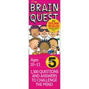 Workman Publishing Brain Quest Book, Grades 5th