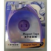 """Xyron Magnet Tape, 25""""(L) x 3/4""""(W), 2/Bd"""