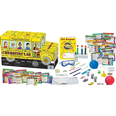 The Young Scientist Club The Magic School Bus Chemistry Lab Kit (YS-WH9251142)