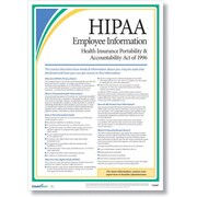 ComplyRight HIPAA Employee Information Poster (AR0953)