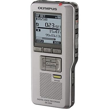 Olympus® DS-2500 Digital Voice Recorder