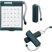 Natico Flexical Roll-Up Calculator, Black/White