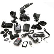 Veho – Caméscope MUVI HD professionnelle mains-libres, port au corps, avec télécommande sans fil