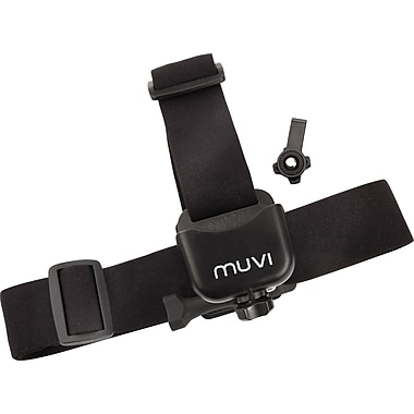 Veho Headband Strap Mount for MUVI HD