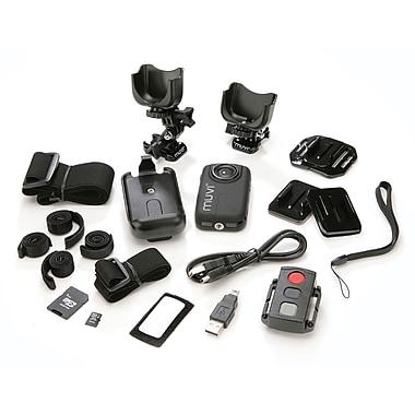 Veho - Caméscope MUVI HD10 mains libres