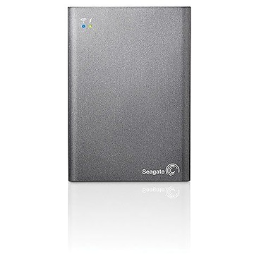 Seagate Wireless Plus 1TB Mobile Cloud Storage with Built-in WiFi Streaming