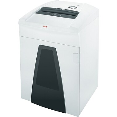 HSM® Securio P36L6 14-Sheet Cross-Cut Shredder