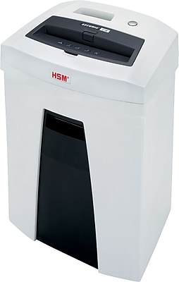 HSM Securio C16s Strip-Cut Shredder, 16-18 sheet capacity