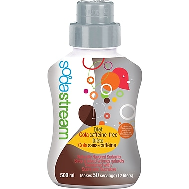 SodaStream® – Sirop à saveur Cola, 500 ml