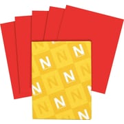 Neenah Paper ASTROBRIGHTS® Card Stock, Red, 250/Pack