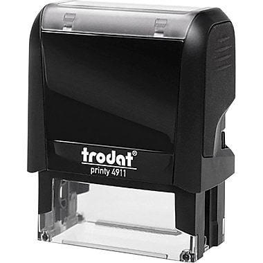 Trodat Printy 4911 Self-Inking I.D. Protection Stamp