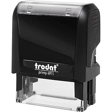 Trodat Printy - Timbre auto-encreur protection de l'identité 4911