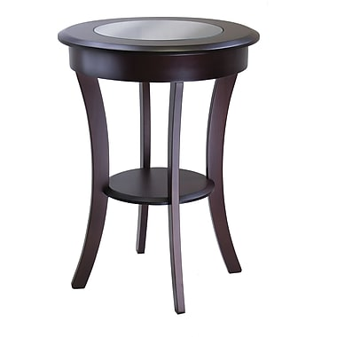 Winsome Trading Wood Accent Table, Cappuccino, Each (40019WTI)