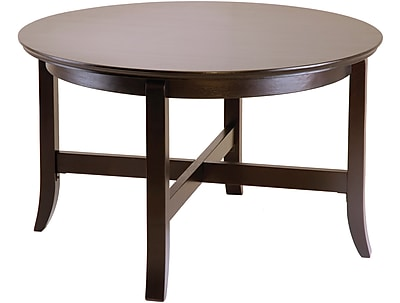Winsome Trading Toby Wood Coffee Table, Espresso, Each (92030WTI)