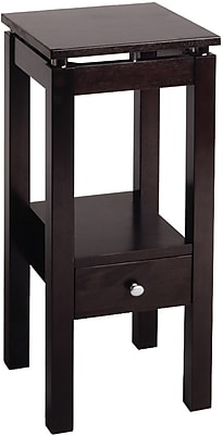 Winsome Trading Linea Wood Accent Table, Brown, Each (92714WTI)