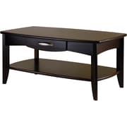 Winsome Trading Danica Wood Coffee Table, Espresso, Each (92839WTI)