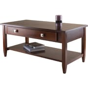 Winsome Trading Richmond Wood Coffee Table, Brown, Each (94140WTI)