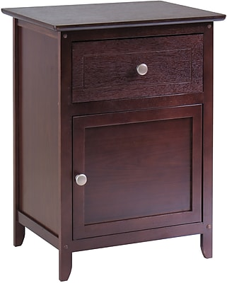Winsome Trading Wood Accent Table, Brown, Each (94215WTI)
