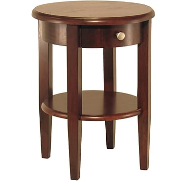 Winsome Trading Concord Wood End Table, Brown, Each (94217WTI)