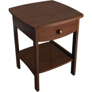 Winsome Trading Wood End Table, Brown, Each (94918WTI)