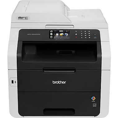 Brother® MFC-9340CDW Laser All-in-One Printer, Refurbished
