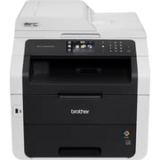 Brother MFC9340CDW Wireless Multifunction Digital Color Laser Printer with Single-Pass Duplex Scanning and Faxing