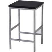 Carolina Cottage Hamilton Metal Bar Stool, Black