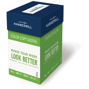 "Hammermill® 11"" x 17"" 60 lbs. Ultra Smooth Color Copy Digital Cover, White, 1250/Case"